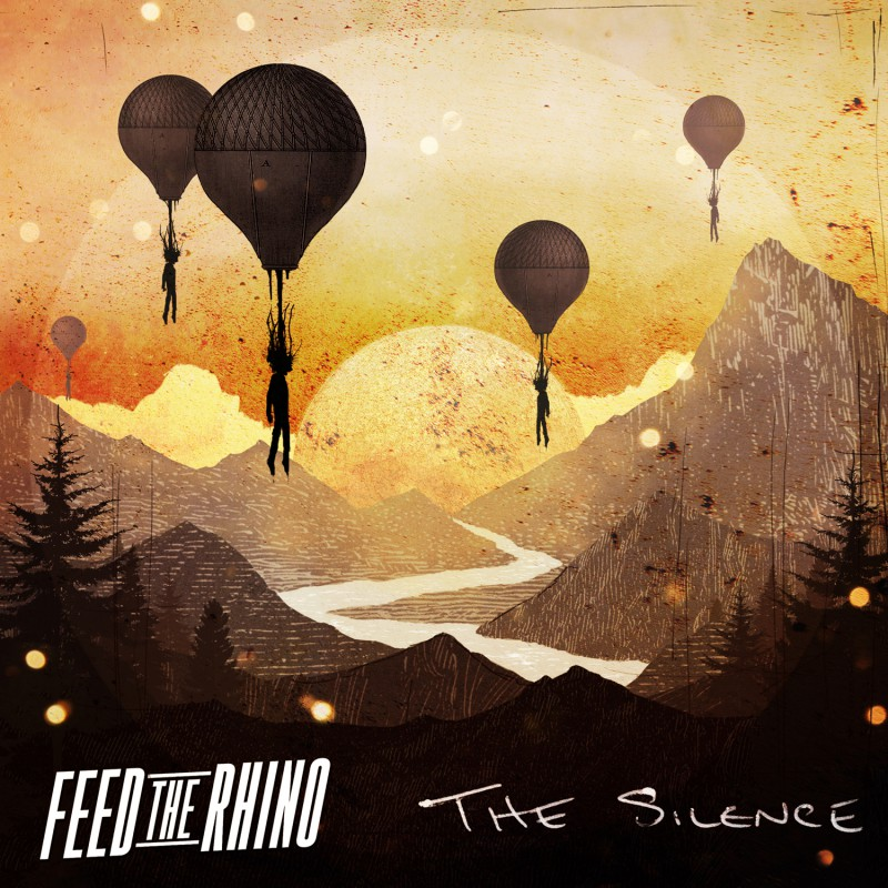 FEED THE RHINO - The Silence